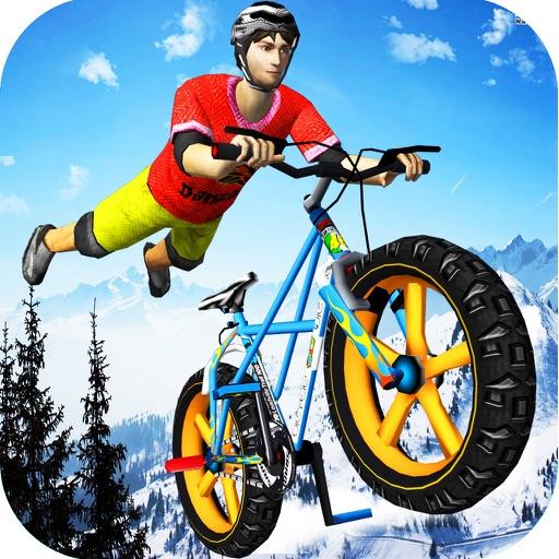 BMX Snow Biker iOS App