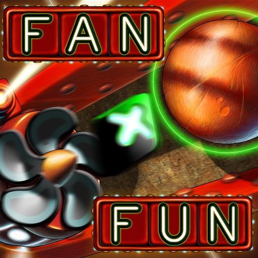 Fan Fun 3D iOS App