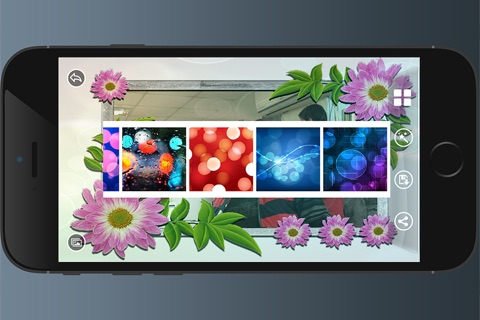 Flowers HD Photo Frames screenshot 1