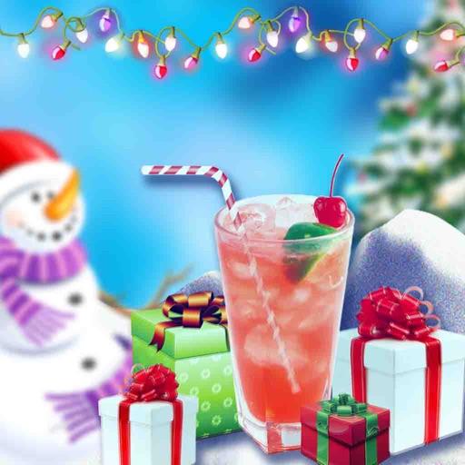 Especial De Navidad Fabricante Slushie Juegos De Cocinar Juego