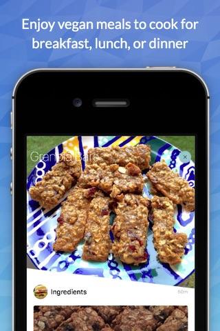Vegan Ultimate - Delicious Vegan Diet Recipes and Meals screenshot 1