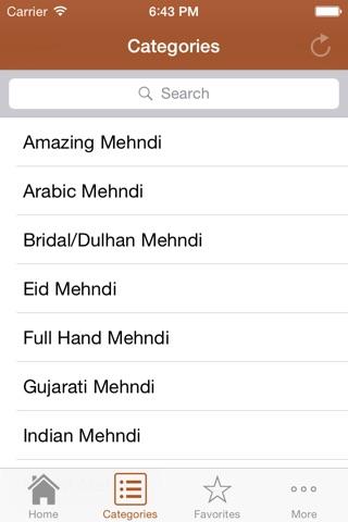 Mehndi Designs screenshot 3
