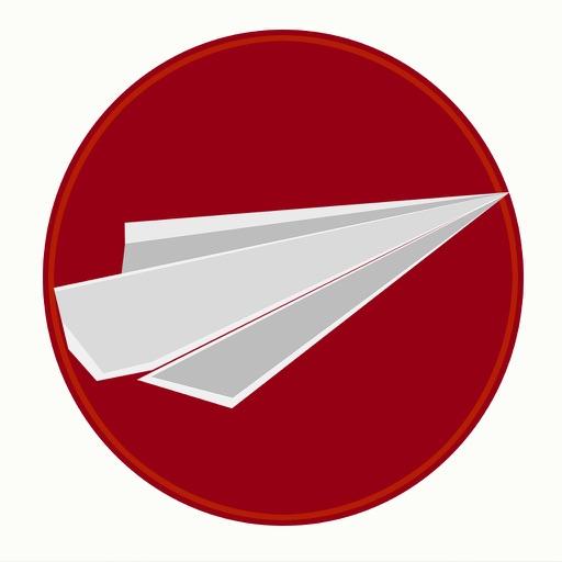 Paper plane - glide again iOS App