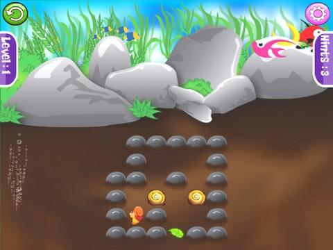 Snail Puzzle-ipad-1