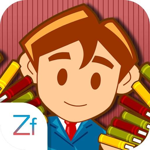 CrazyBookStore i iOS App