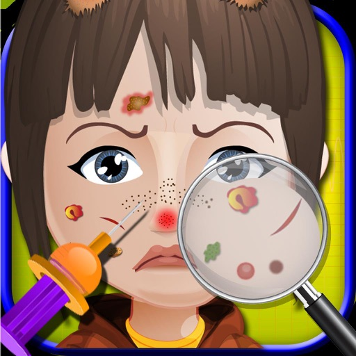 Kids Skin Care Doctor - Amateur surgeon and kids doctor game with body X Ray iOS App