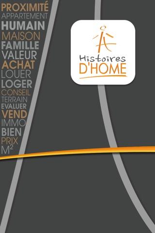 Histoires D'Home screenshot 1