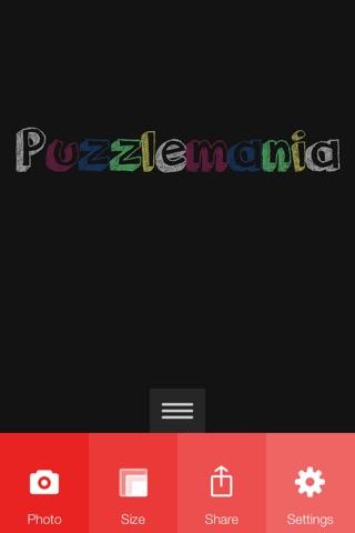 Puzzlemania - Make your photos puzzles screenshot 3