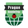 Prague travel guide and offline city map, BeetleTrip Augmented Reality Praha metro tram train tube underground trip route planner advisor