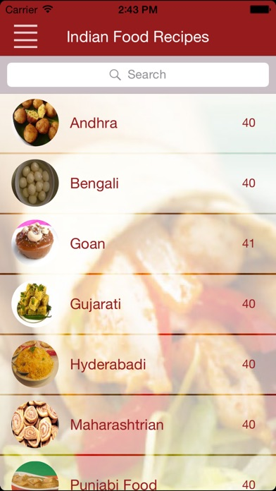 Indian food recipe cook indian food on the app store iphone screenshot 2 forumfinder Images