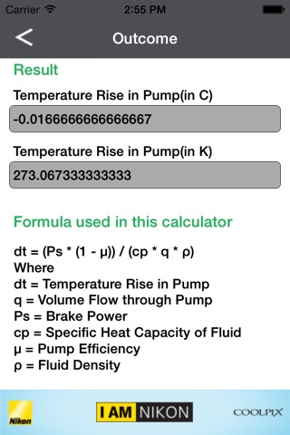 Electrical Eng Calculator screenshot 4