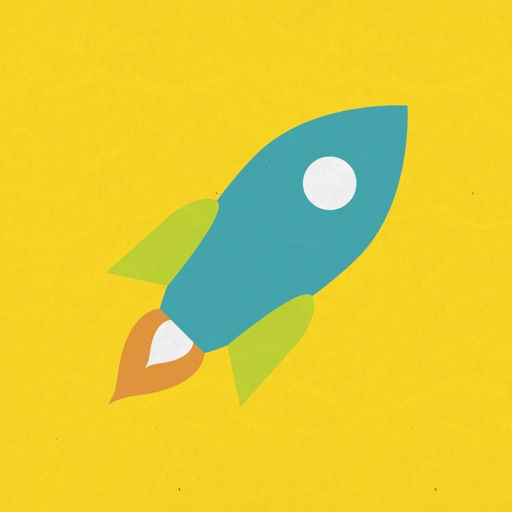 Paper Rocket - An Insanely Addicting Game iOS App