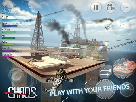 Скачать игру CHAOS - Мультиплеер Вертолетный Симулятор 3D