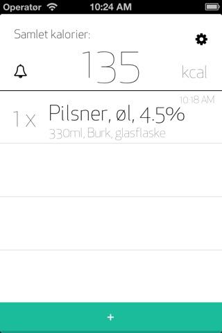 Calculate BAC screenshot 3