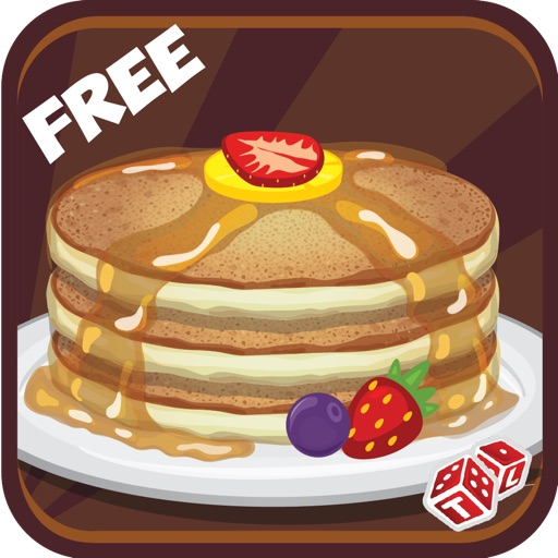 Pancake Maker - Kids Cooking Game Icon