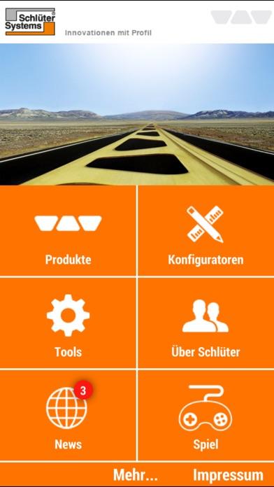 Screenshot von Schlüter-Systems1