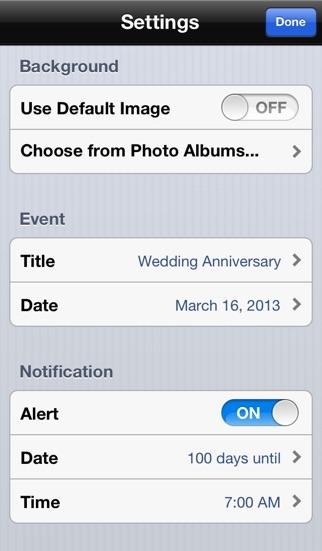 iPhone-näyttökuva 2