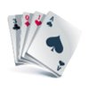 Pot Limit Omaha Starting Hands Trainer Icon
