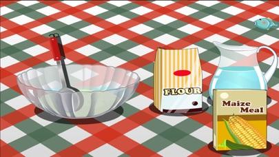 Screenshot of Finlandia pesce - Giochi di cucina2