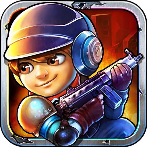 Zombie Go Ballistic: Rampaging iOS App