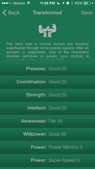 HeroMaker - An RPG Character Generator on the App Store