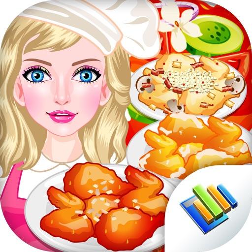 Chicken Food Maker iOS App