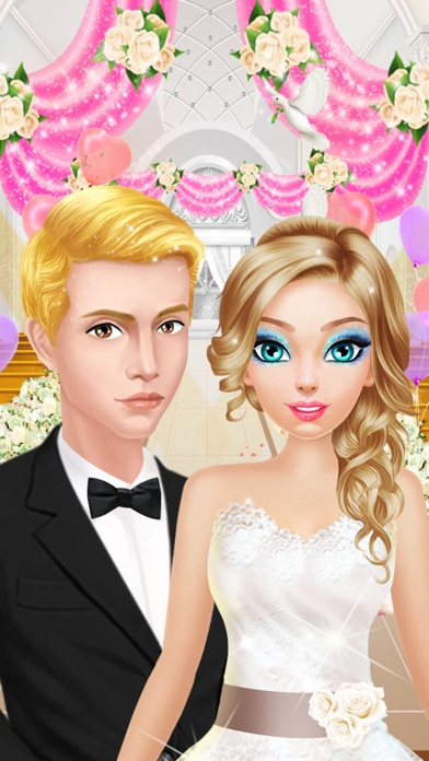 download Mom and Dad's Love Story - Wedding Makeover & Baby Care Game apps 2