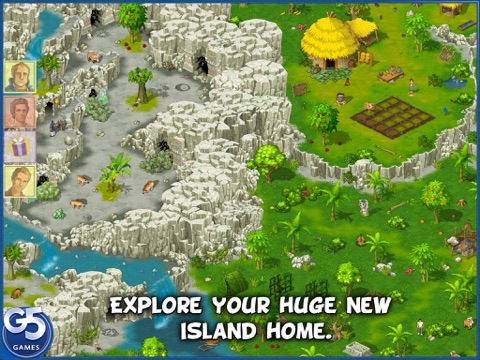 Screenshot #2 for The Island Castaway®: Lost World™