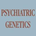 Psychiatric Genetics icon