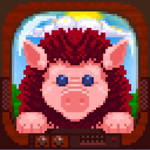 狮子猪:Lion Pig
