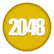 2048 in Widget!