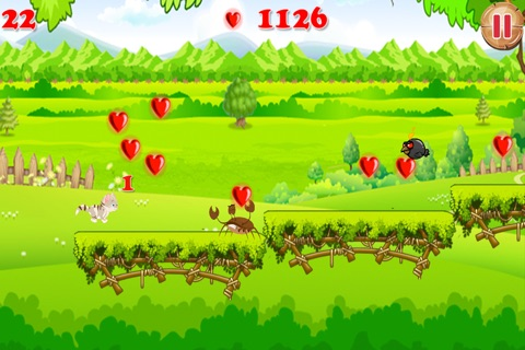 Adventure Time With Cute Kitty Angela - Have Fun And Run (Pro) screenshot 4