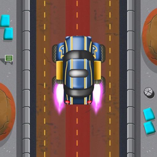 Car Laser Race - Complete Racing Speed Challenge iOS App