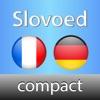 Französisch <-> Deutsch Slovoed Compact Wörterbuch mit Sprachausgabe