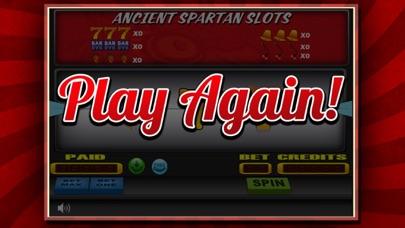 古代スパルタサーフスロット - あなたの喜... screenshot1