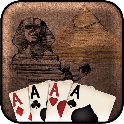 Pyramid Solitaire for iPad iOS App