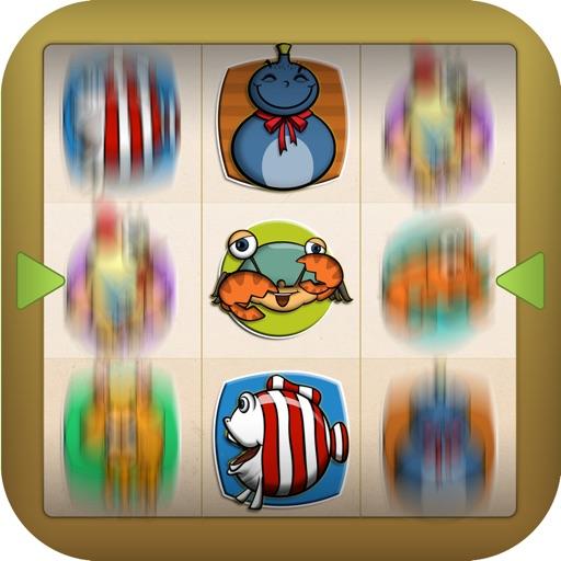 Bầu Cua Tôm Cá - chơi game miễn phí iOS App