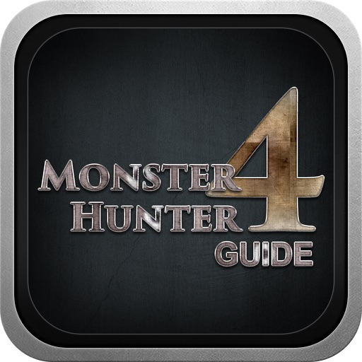 Ultimate Guide For Monster Hunter 4 Game iOS App