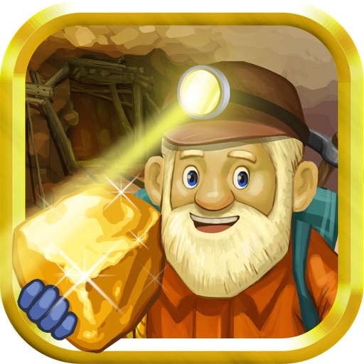 Gold Diger Games 2015 iOS App