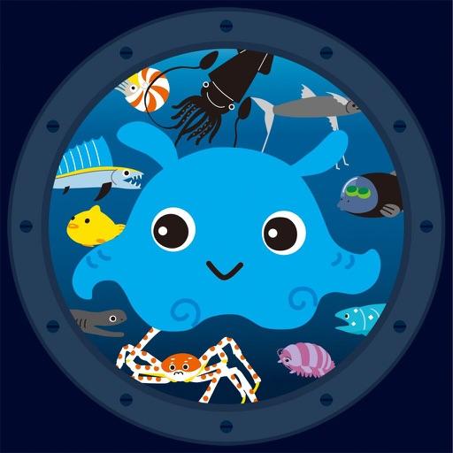 Shinkaizoku -シンカイゾク- 深海の仲間たちを探しに行こう!