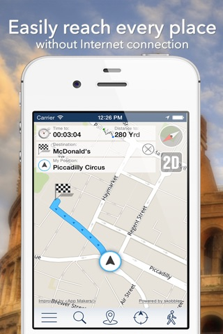 Turkey Offline Map + City Guide Navigator, Attractions and Transports screenshot 3