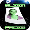 AlienFaced - The Alien Face Booth