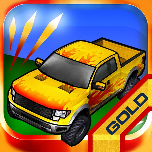 Destruction Race - Gold Edition iOS App