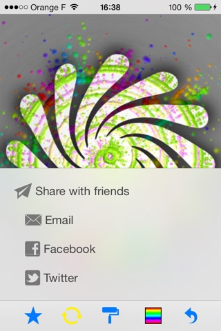 SpinArt screenshot 3