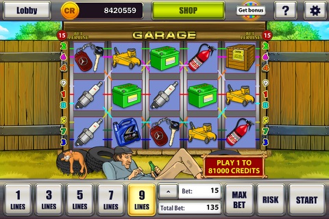 Billionaire slots machines - free online casin PRO screenshot 4