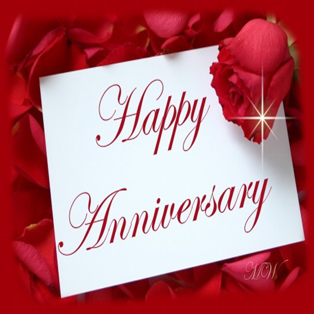 Best Anniversary EcardsHappy Anniversary Greeting Cards on the – Birthday Card Font