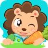 来来吃蔬菜 - 2-6岁多元智能早教游戏[科学创造]