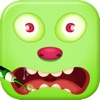 Naughty Monster Dentist - Play Zombie's Dental Spa & Clinic Game For Kids