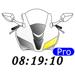 バイク時計Pro