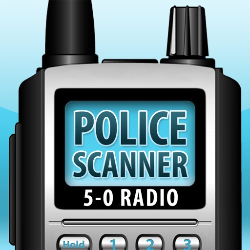 5-0 Radio Pro Police Scanner (Extra Feeds) App Ranking & Review